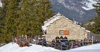 Cabane des Jassinets