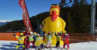 Jardin d'enfants: Piou-Piou - Rond Point (4-5 ans)