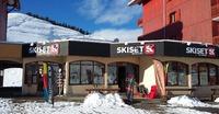 Skiset Ski-Attitude
