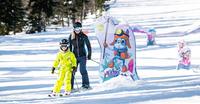 Karst et le monde souterrain - piste de ski ludique