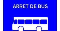 Arrêt de bus N°222 : Parking d'Avérole