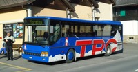 Bus Troistorrents - Morgins