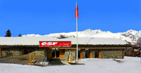 Ecole du Ski Français Arc 1600