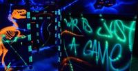 Lazer game Arc 1800 indoor