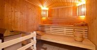 Sauna et Hammam à la Résidence Les Gentianes