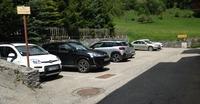 Parking de la via ferrata Grosses Pierres