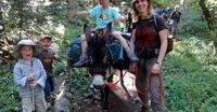Barroud'âne en Vercors