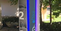 Borne VAE & VTT électrique - La Chapelle d'Abondance Tourisme