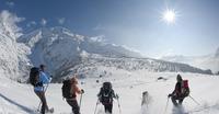 Les accompagnateurs en montagne de la compagnie des guides