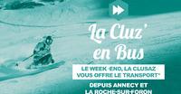 Skibus Annecy-le-vieux / La Clusaz