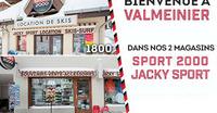 Jacky - Sport 2000  / 1500