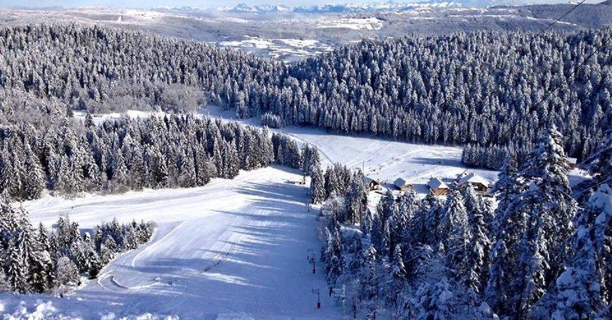 station de ski Hauteville-Lompnes