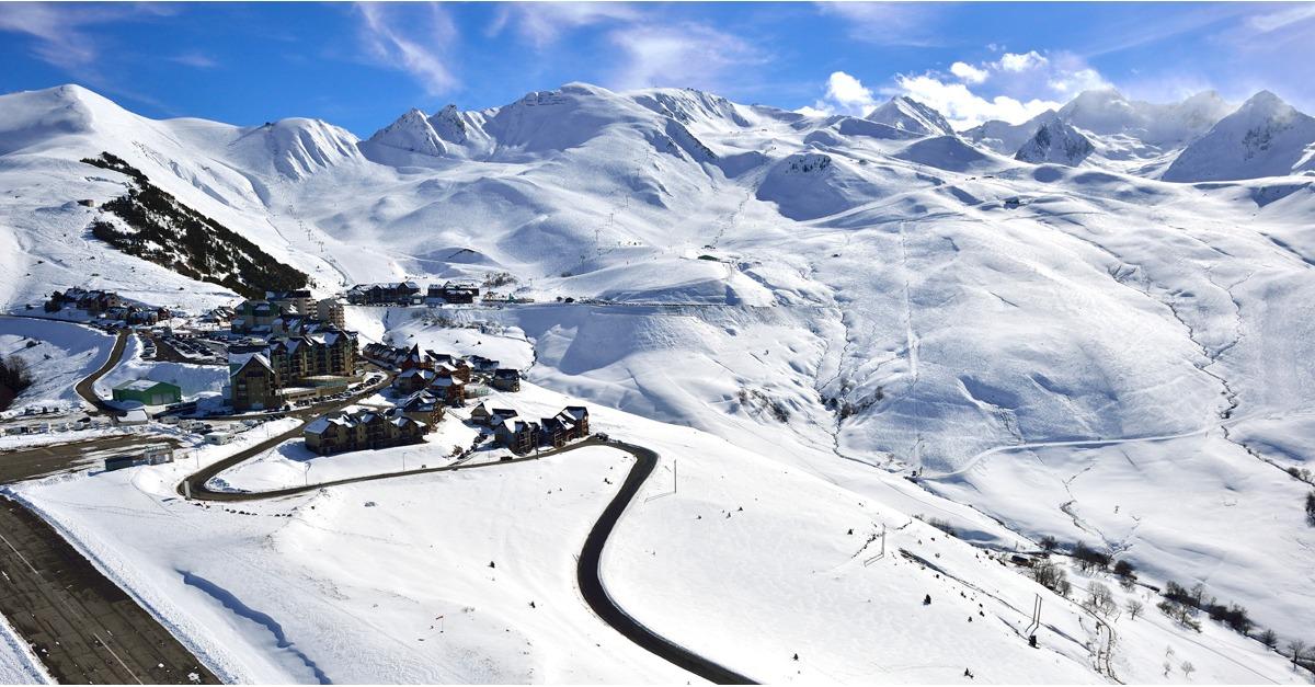 station de ski Peyragudes