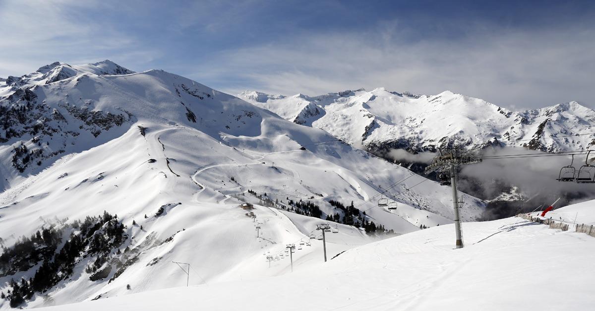 station de ski Guzet