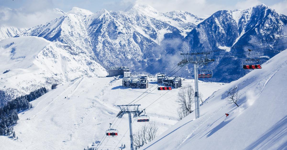 station de ski Luchon - Superbagnères