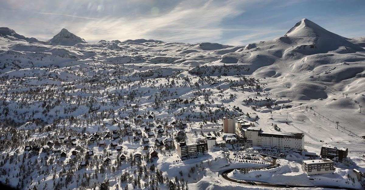 station de ski La Pierre Saint Martin