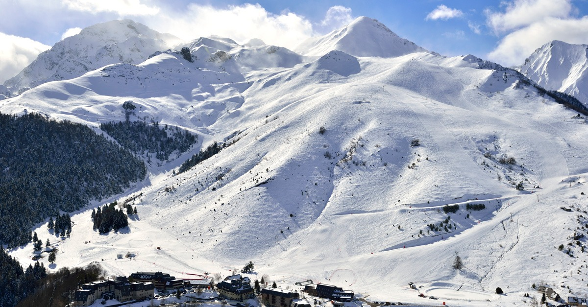 station de ski Val Louron