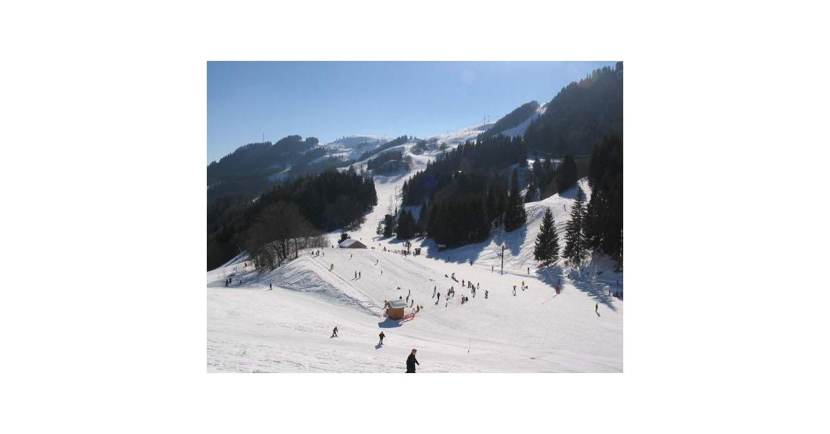 station de ski Les Brasses