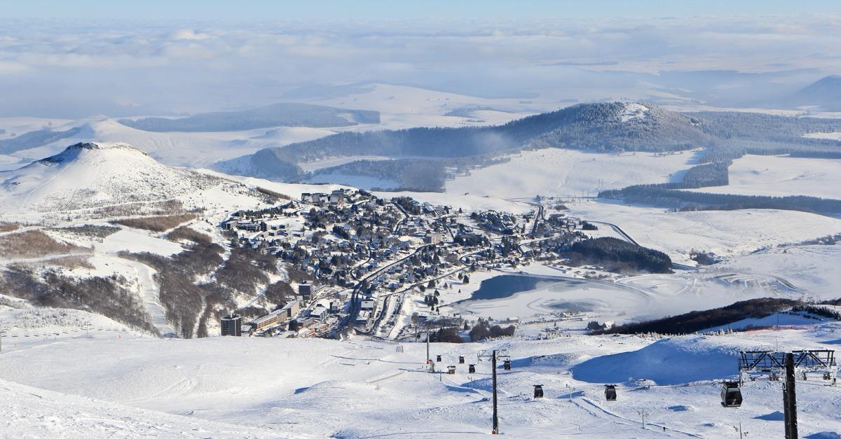 station de ski Besse - Super Besse