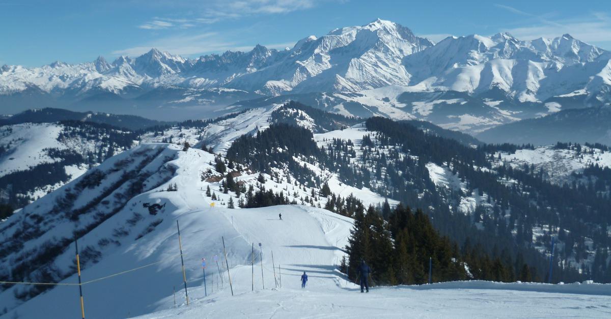station de ski La Giettaz en Aravis