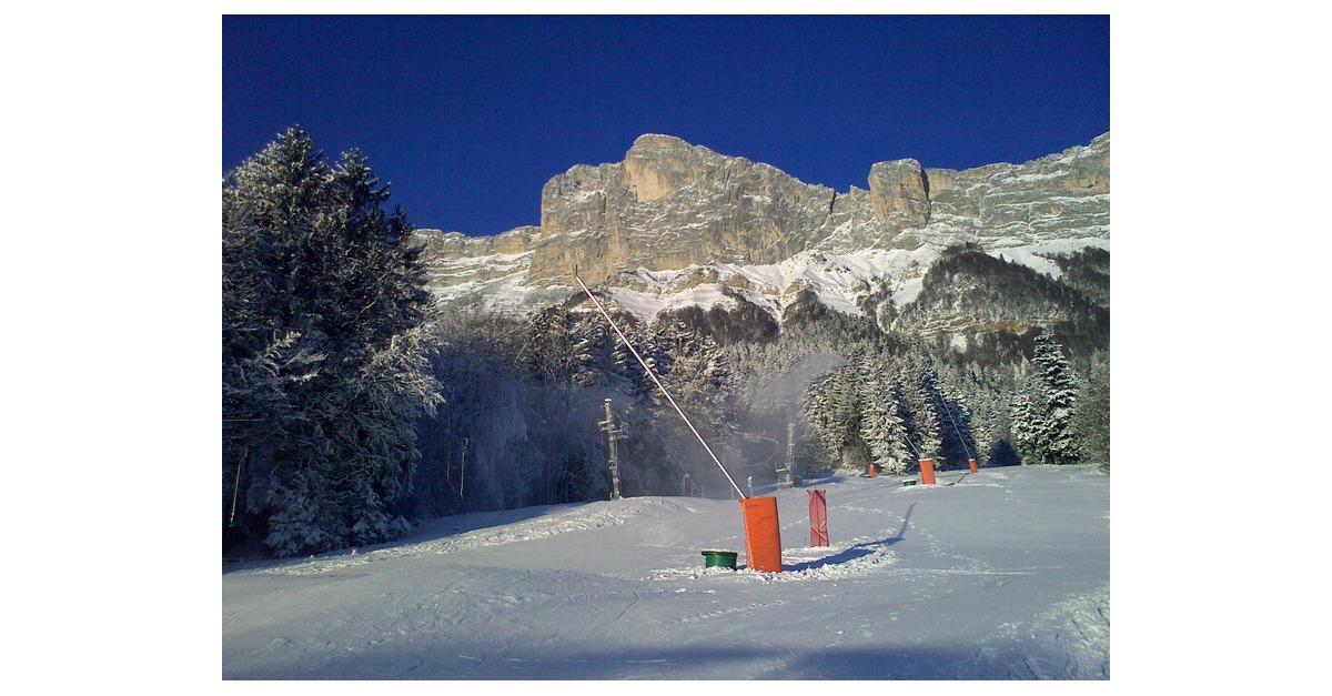 station de ski Saint Hilaire du Touvet