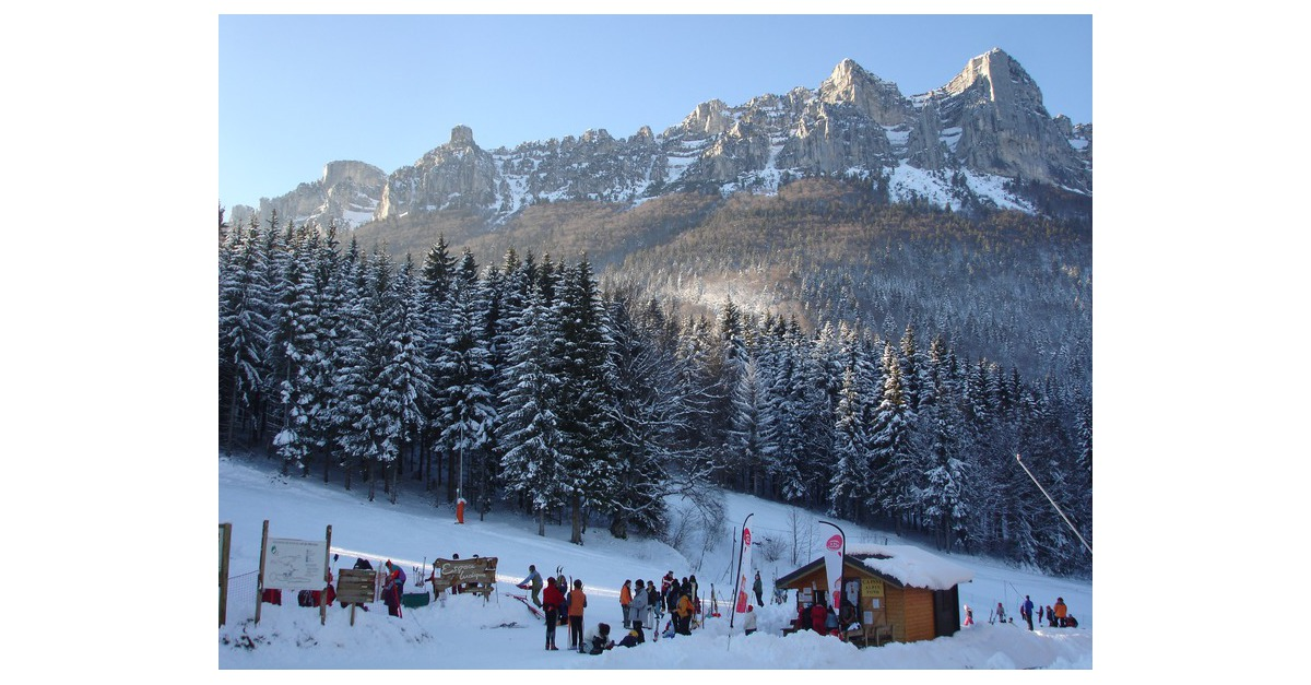 station de ski Saint Bernard-Col de Marcieu