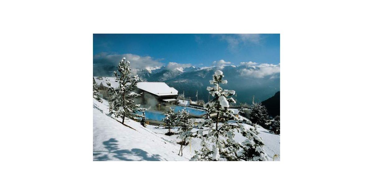 station de ski Ovronnaz