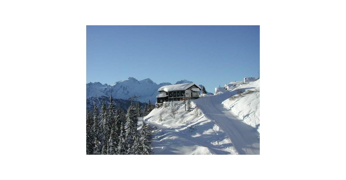 station de ski Les Marécottes
