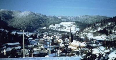 Saint Maurice sur Moselle