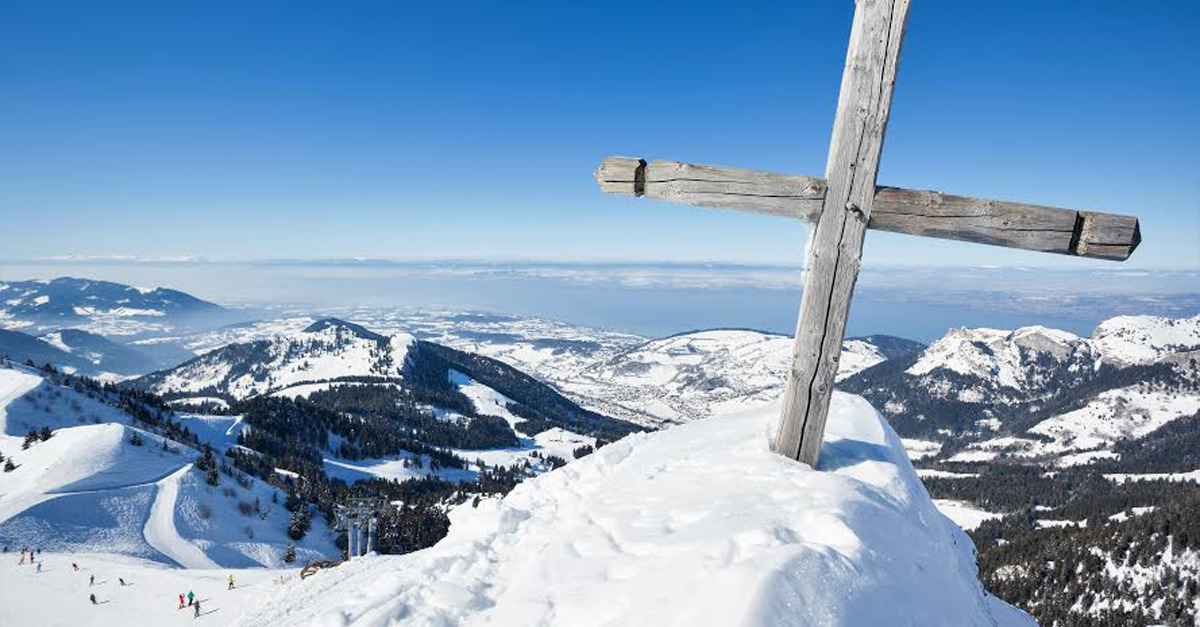 station de ski Bernex