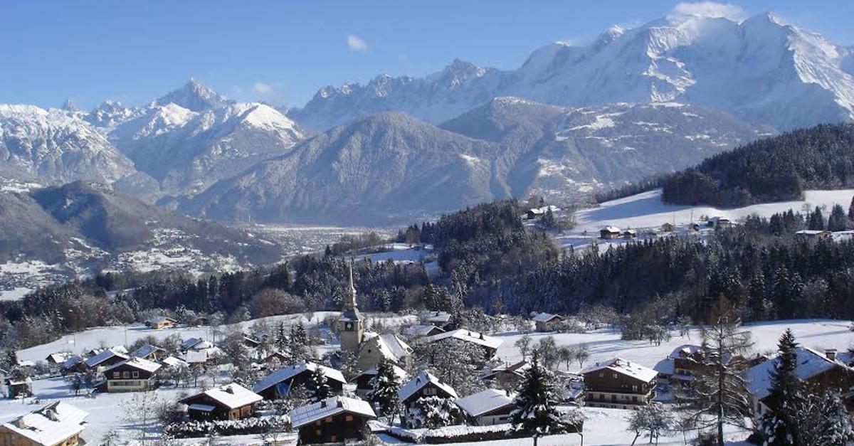 station de ski Cordon
