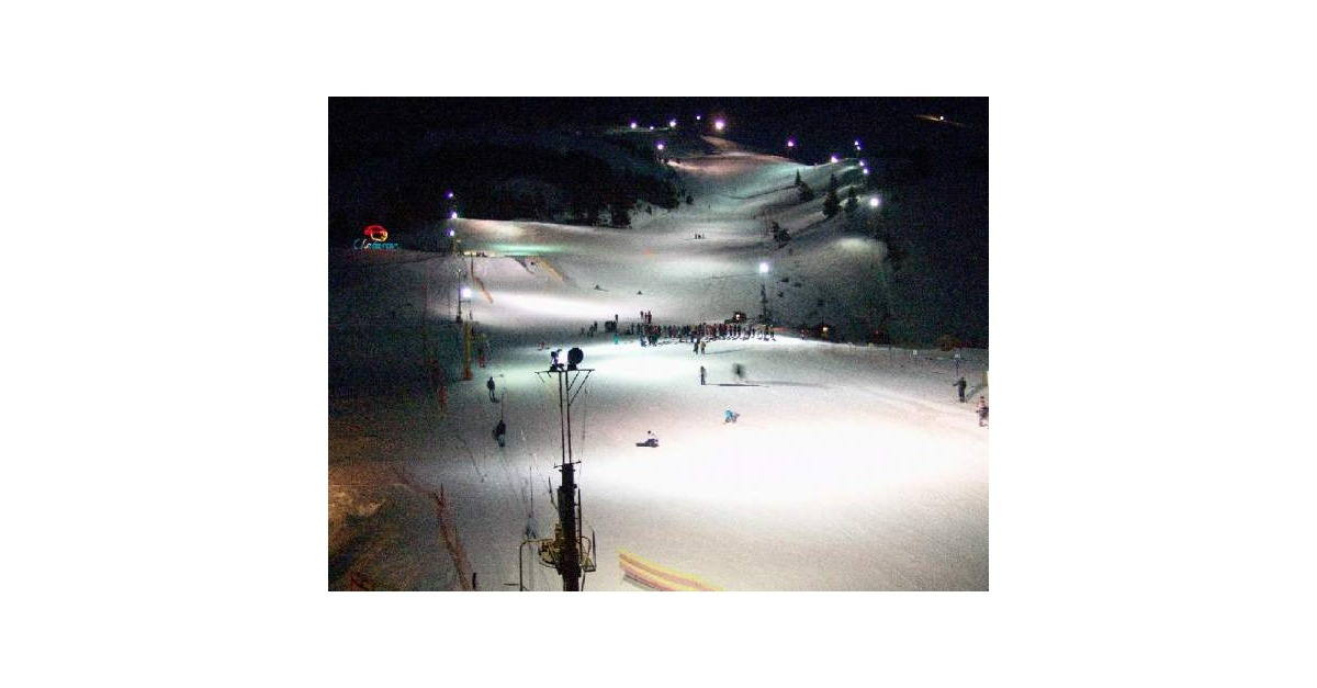 station de ski Chabanon