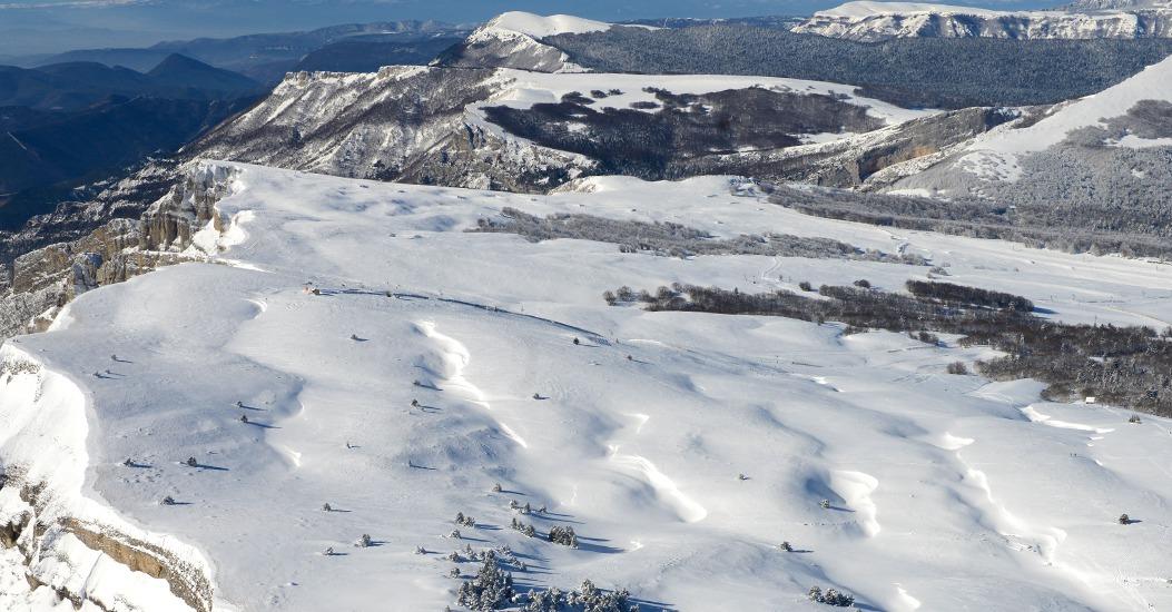 station de ski Col de Rousset