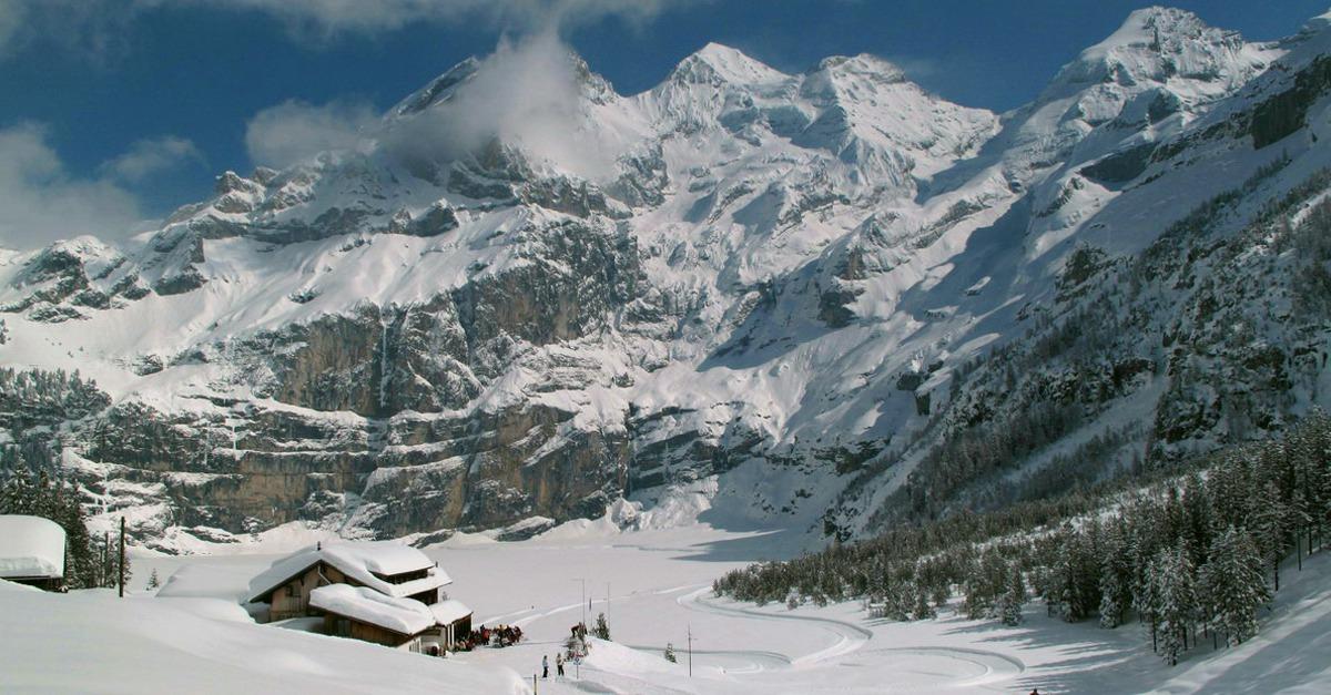 station de ski Kandersteg