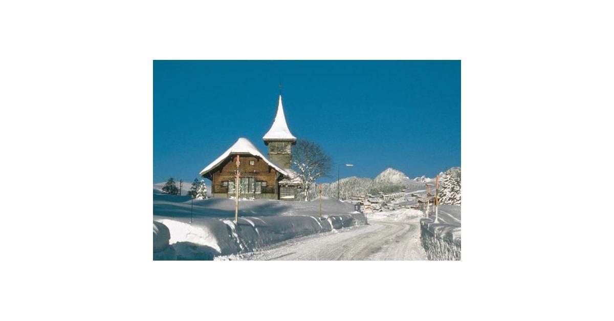 station de ski Les Mosses-La Lècherette