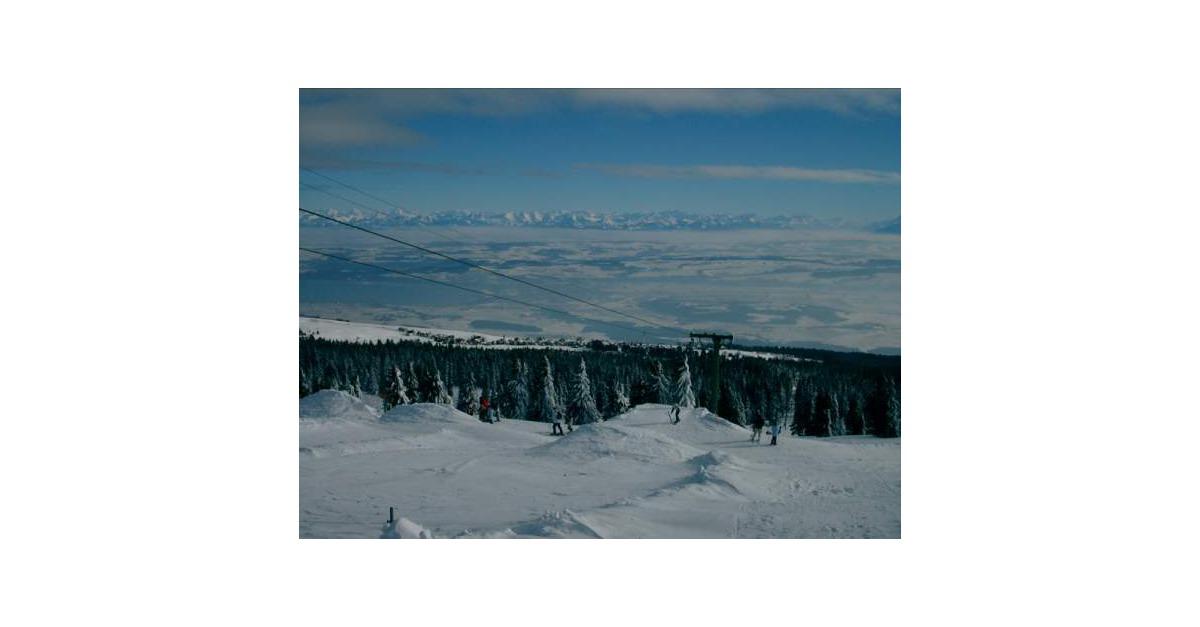 station de ski Sainte-Croix/Les Rasses