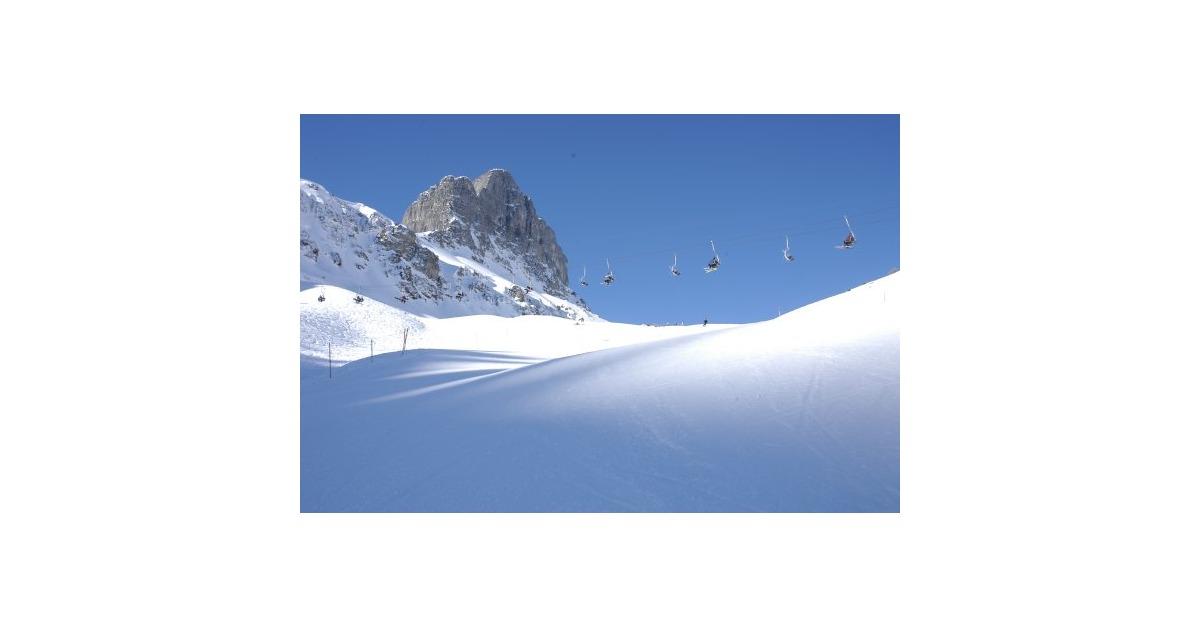 station de ski Braunwald