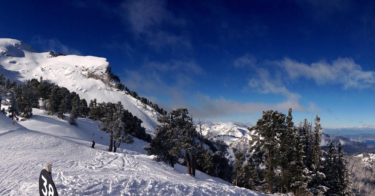 station de ski La Sambuy