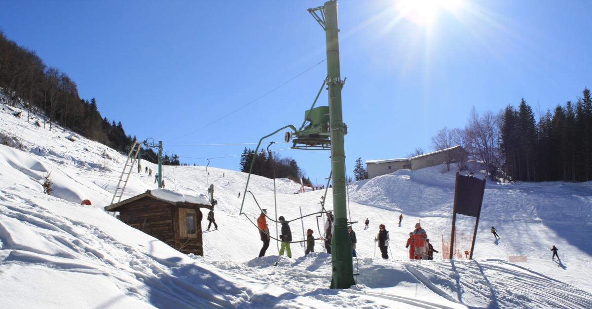 station de ski Col d'Ornon
