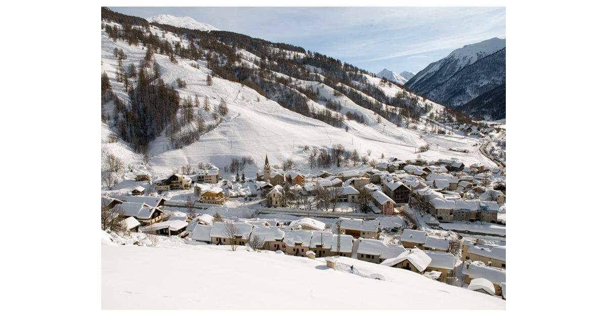 station de ski Abriès-Ristolas en Queyras