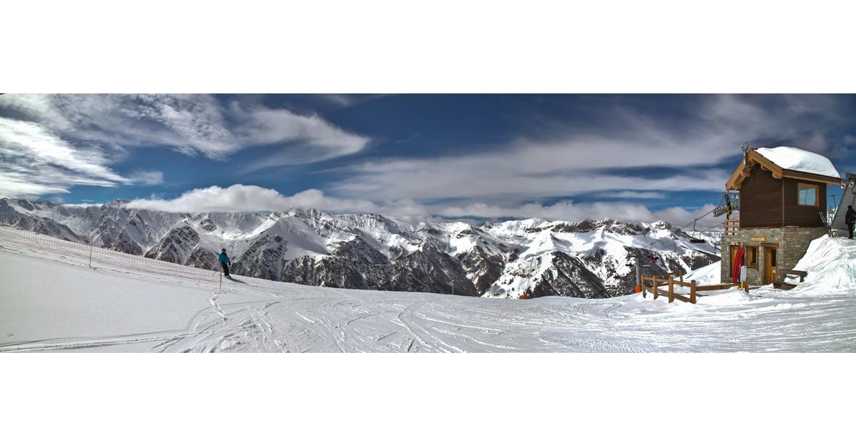 station de ski Saint Véran