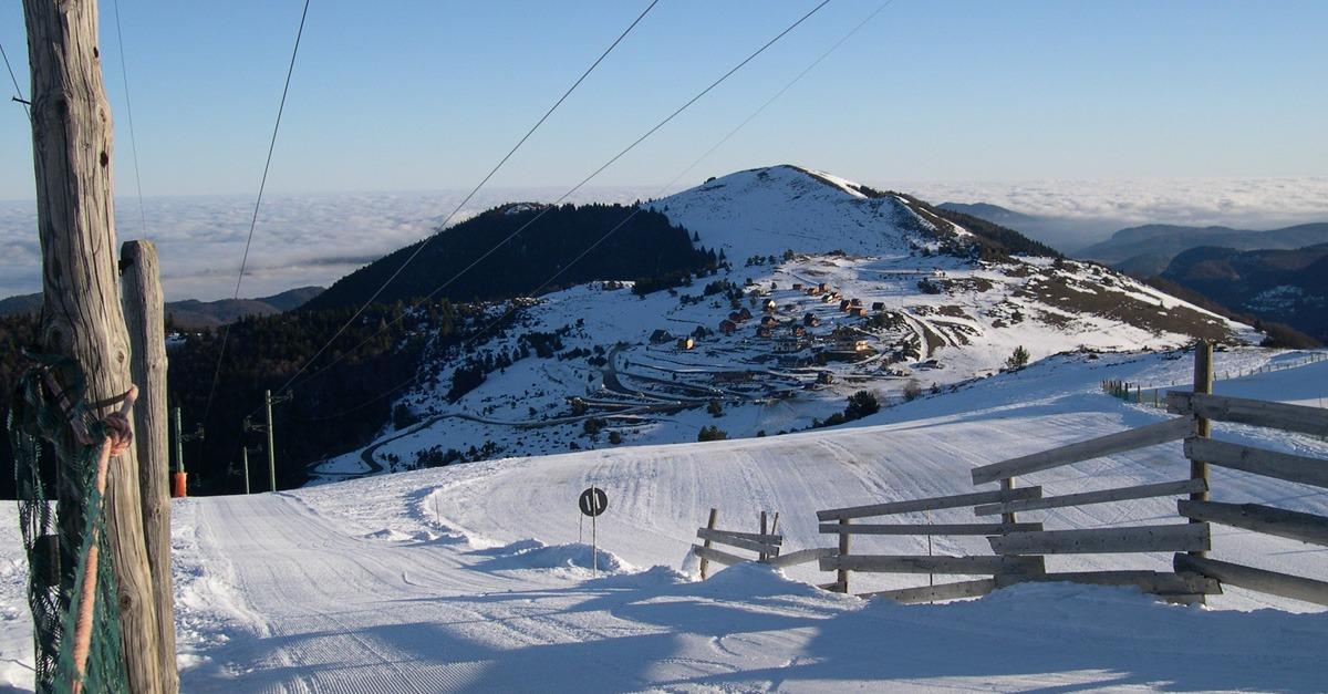 station de ski Camurac