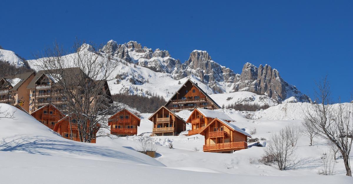 station de ski Réallon