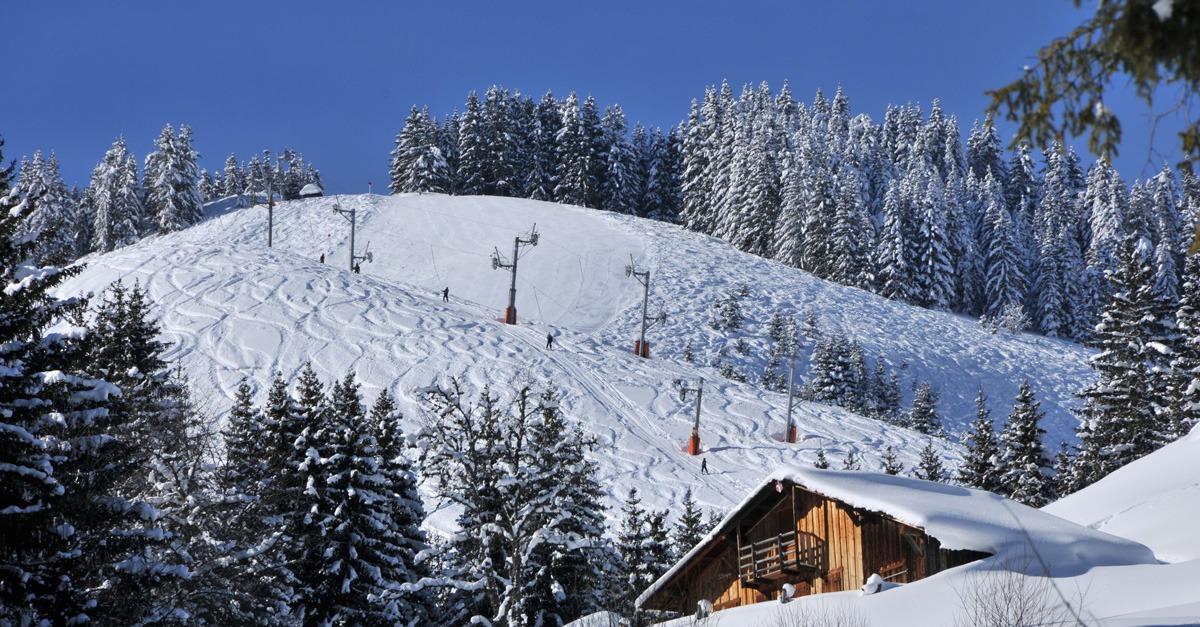 station de ski Abondance