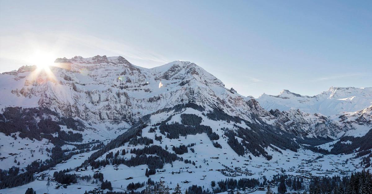 station de ski Adelboden