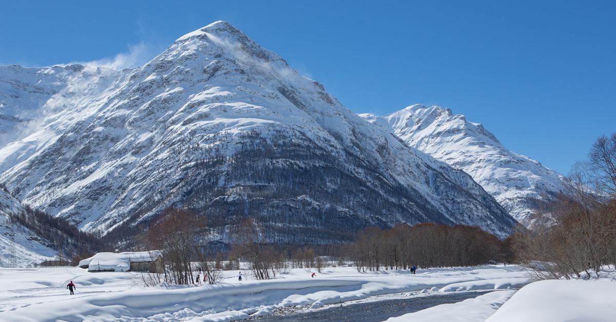 station de ski Bessans