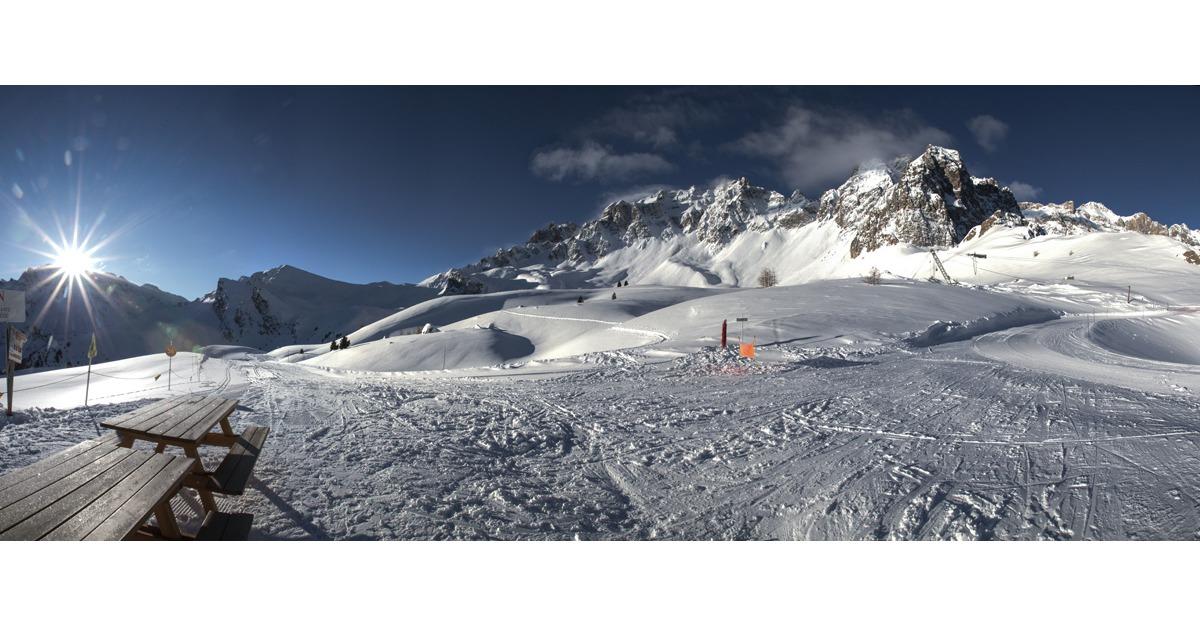 station de ski Ceillac en Queyras