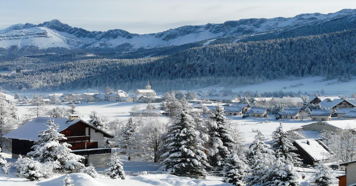 station de ski Corrençon en Vercors