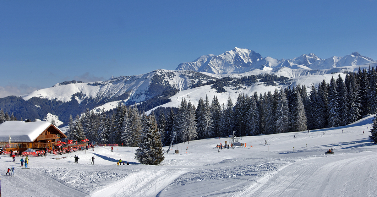 station de ski Crest-Voland / Cohennoz