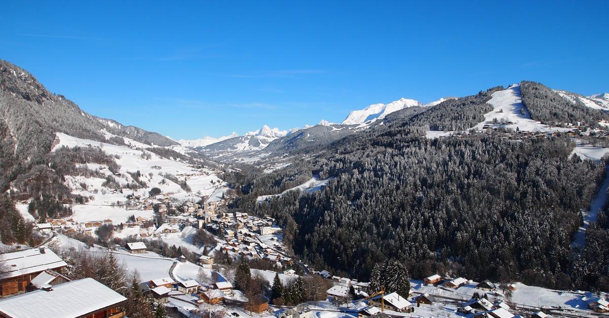 station de ski Flumet-St Nicolas La Chapelle